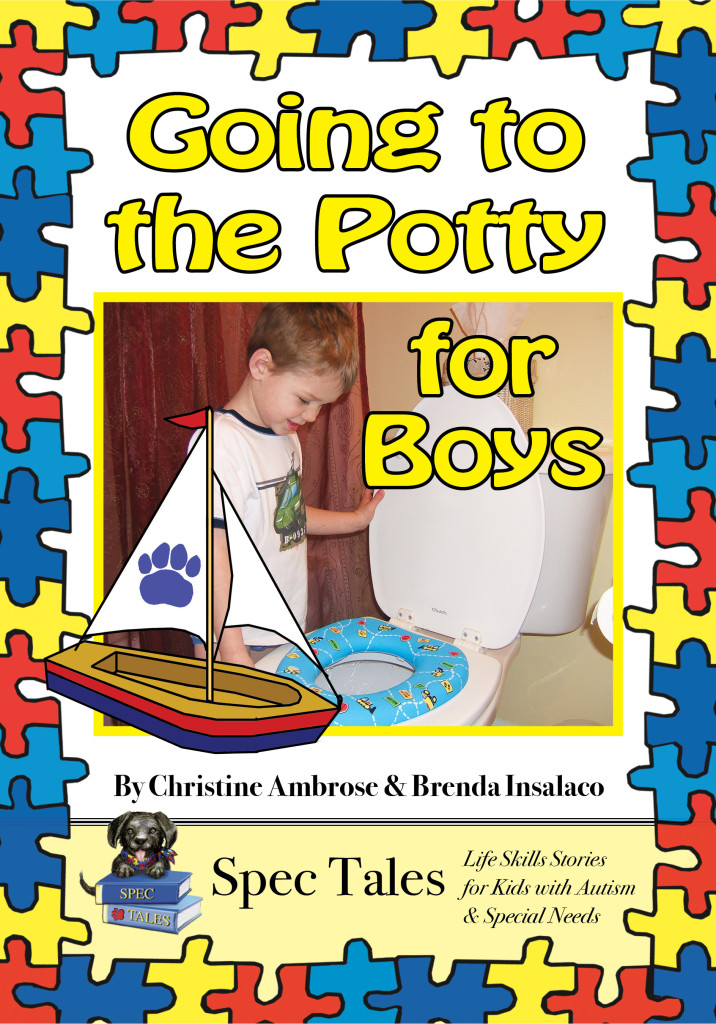 Going To The Potty - for Boys